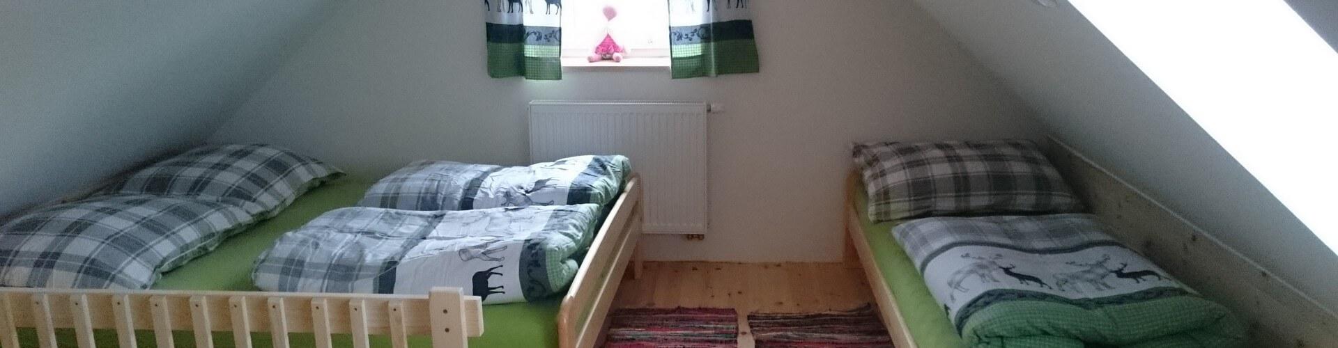 Apartmány - Ložnice 2
